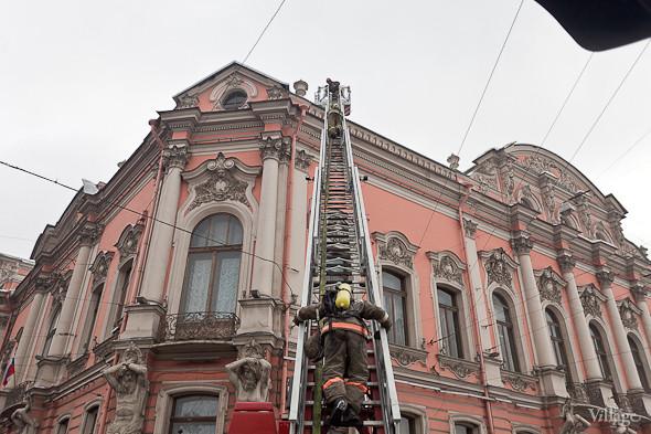 В Петербурге горел дворец Белосельских-Белозерских. Изображение № 12.