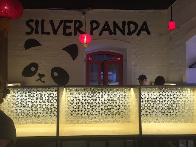 На «Красном Октябре» открылось кафе азиатской кухни Silver Panda. Изображение № 1.