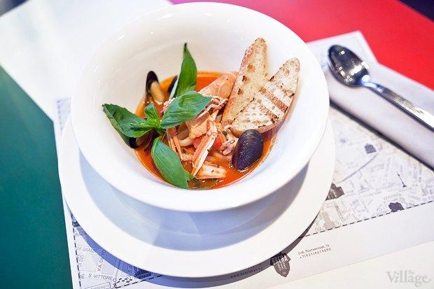 Суп из морепродуктов — 450 рублей. Изображение № 19.