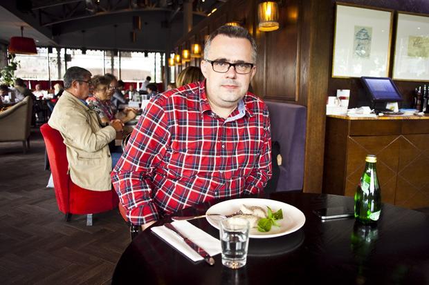 Любимое место: ЮрийСапрыкин о ресторане «Академия». Изображение № 3.