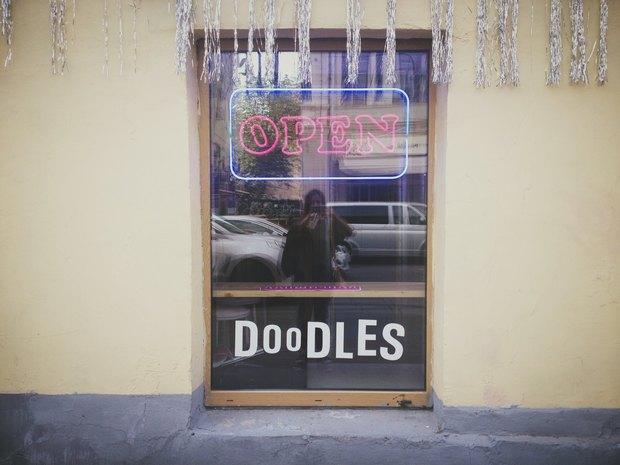 На Покровке открылось небольшое паназиатское кафе Doodles. Изображение №1.