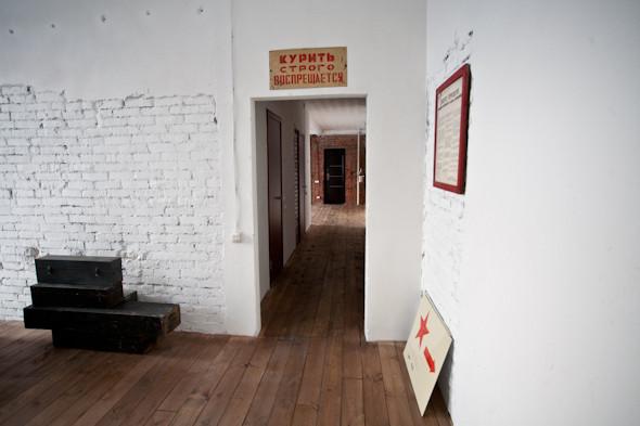 Группа «Фабрика»: Гид по арт–пространствам Обводного канала. Изображение № 98.