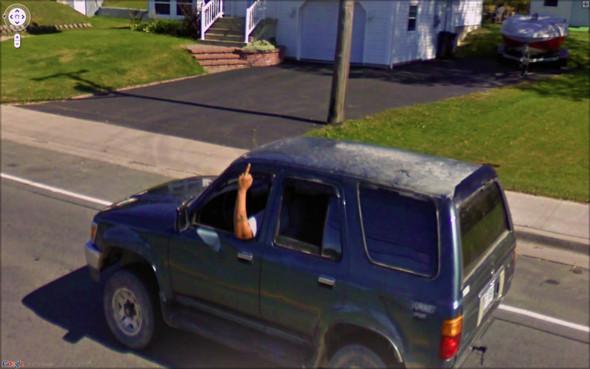 Google Street View пришел в Россию. Изображение № 21.