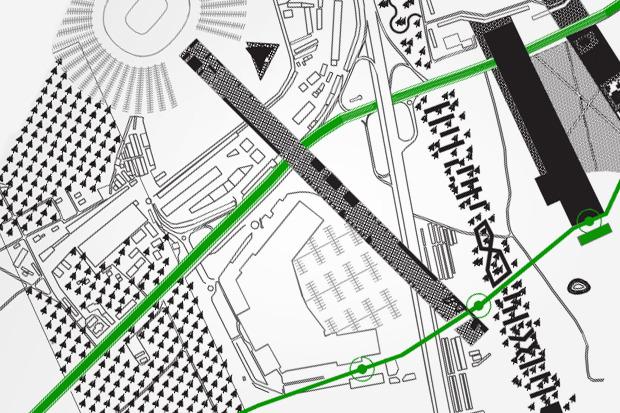 Расположение «Города мигрантов». Изображение №17.