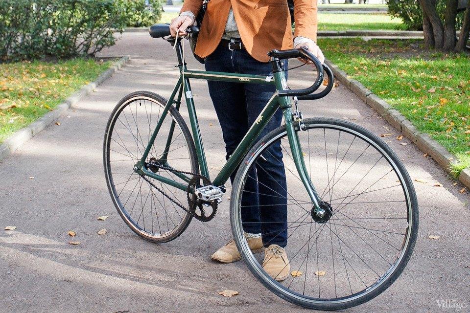 C твидом на город: участники веловояжа в Петербурге о ретро-вещах. Изображение № 12.