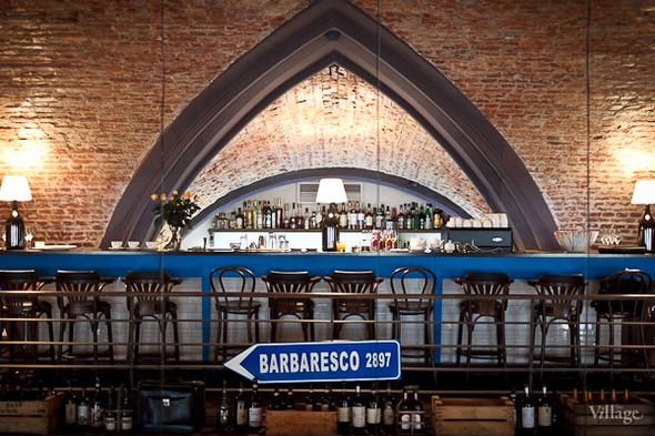 Новое место: ресторан Barbaresco (Петербург). Изображение № 27.