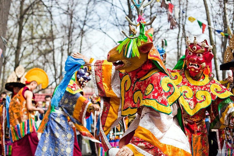 Фоторепортаж: Столетие петербургского дацана. Изображение № 17.