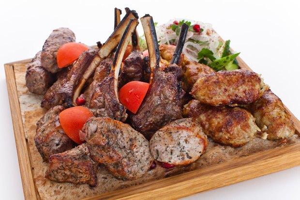 На Малой Дмитровке открылся ресторан грузинской кухни «Нани». Изображение № 1.