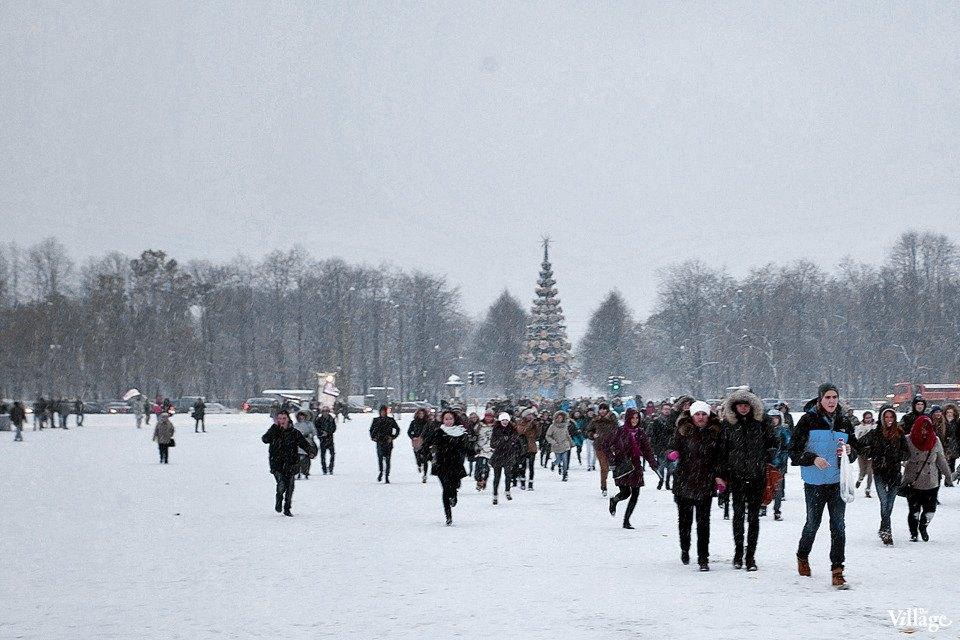 Люди в городе: Посетители концерта Lady Gaga в Москве и Петербурге. Изображение № 15.