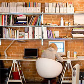 6 офисов архитектурных бюро: NB Studio, Za Bor, Speech, Wowhaus, «Один к одному», «Студия 44». Изображение № 4.