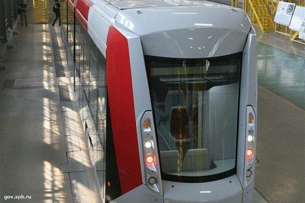 В Петербурге появится новый вид низкопольных трамваев. Изображение № 2.
