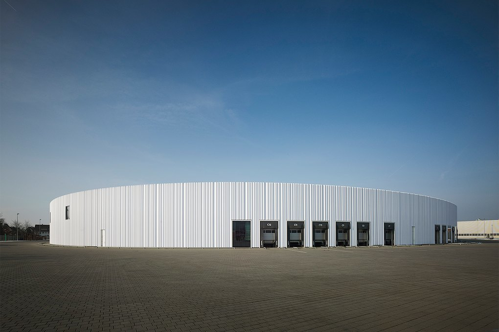 Заводы стоят: 12суперсовременных промышленных зданий. Изображение № 4.