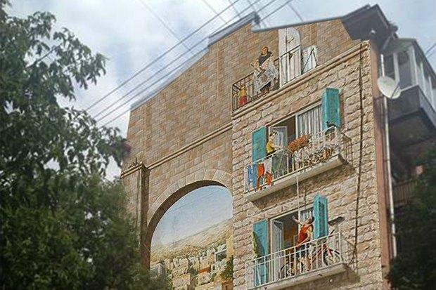 Пять художников освоих граффити для фестиваля «Лучший город Земли». Изображение № 9.