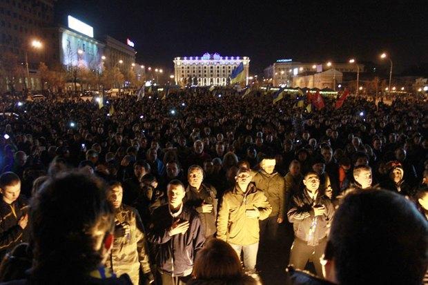 Этот день побега: Гражданское противостояние вХарькове. Изображение № 13.