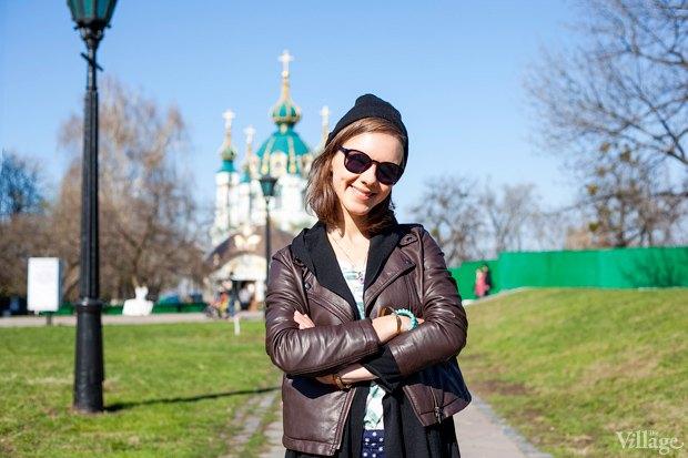 Внешний вид (Киев): Маша Драгина, поэт. Изображение № 2.