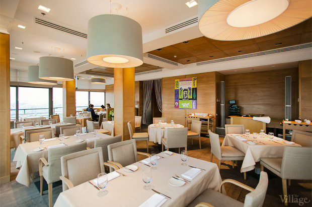Новое место (Киев): Панорамный ресторан Matisse. Изображение № 10.