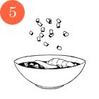 Рецепты шефов: Окрошка встиле Nobu. Изображение №8.