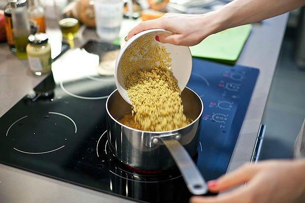 Шеф дома: Ростбиф-салат и тыквенная каша Мириам Сехон. Изображение № 83.