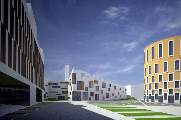 10 проектов квартала около Витебского вокзала . Изображение № 18.