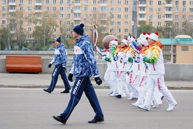 Итоги недели: ребрендинг «Галереи Москва», запрет на литовские сыры и Олимпийский огонь. Изображение № 3.