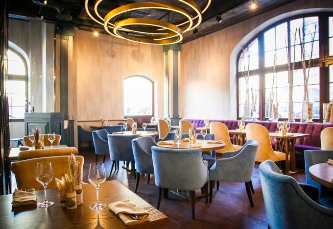 На Новой площади открылся ресторан русской авторской кухни «Есенинъ». Изображение № 3.