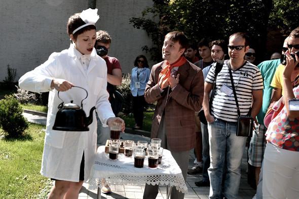 Ленин — гид: Экскурсия по советской Москве. Изображение № 12.