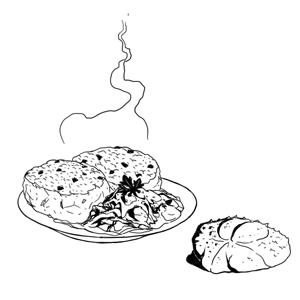 Кто кормит: Шеф-повар посольства США освоей работе иМоскве. Изображение № 8.