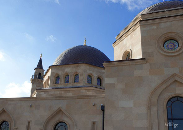 В Киеве открылась первая мечеть. Зображення № 2.
