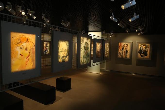 В Москве открылся музей авангардиста Анатолия Зверева. Изображение № 1.