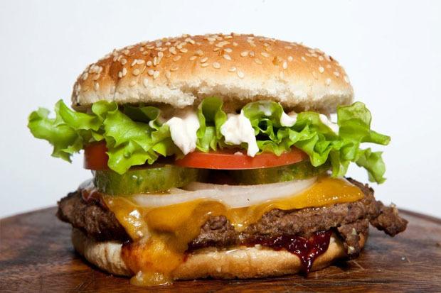 Чизбургер  — 200 рублей. Изображение № 5.