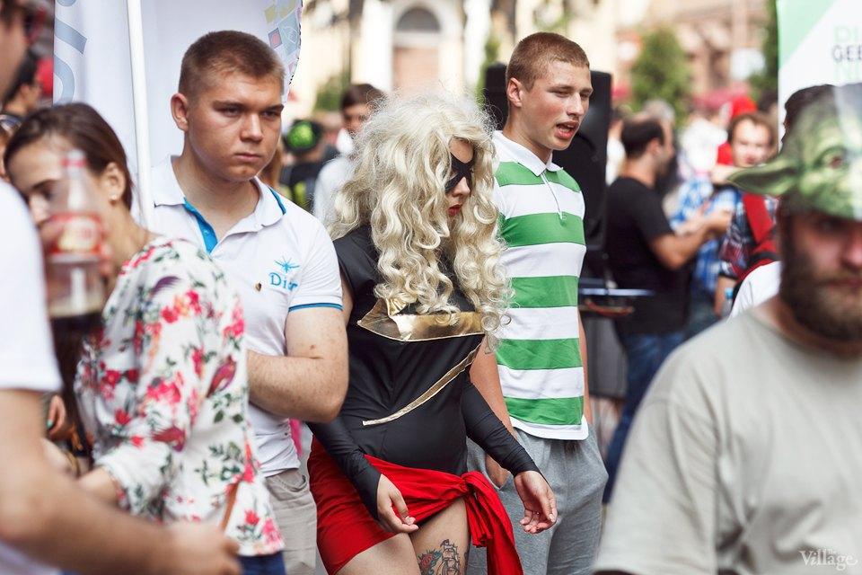 Люди в городе: Участники «Гик-парада» в Петербурге. Изображение № 11.