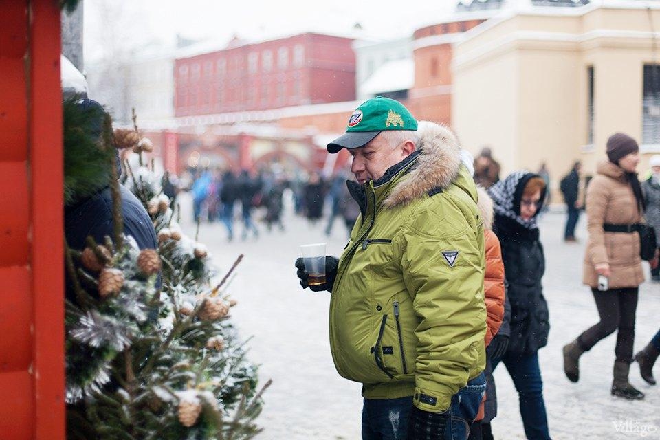 Фоторепортаж: Уличная еда взимней Москве. Изображение № 1.