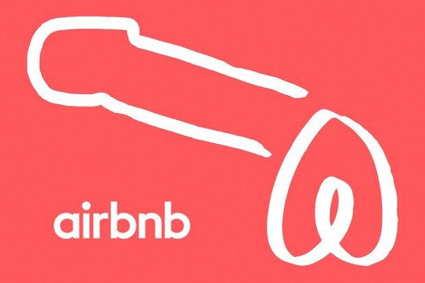 Интимное место: Почему двусмысленный логотип Airbnb — это выгодно. Изображение № 9.