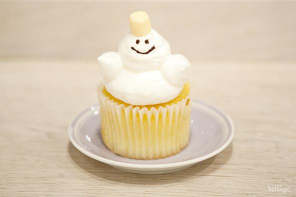 Сладкий Санта: Имбирные человечки и другие новогодние десерты навынос. Изображение № 21.