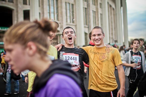 Бег с ними: В Москве прошел марафон Run Moscow. Изображение № 10.