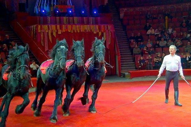 Цирк уехал: 11 нововведений Вячеслава Полунина. Изображение № 3.