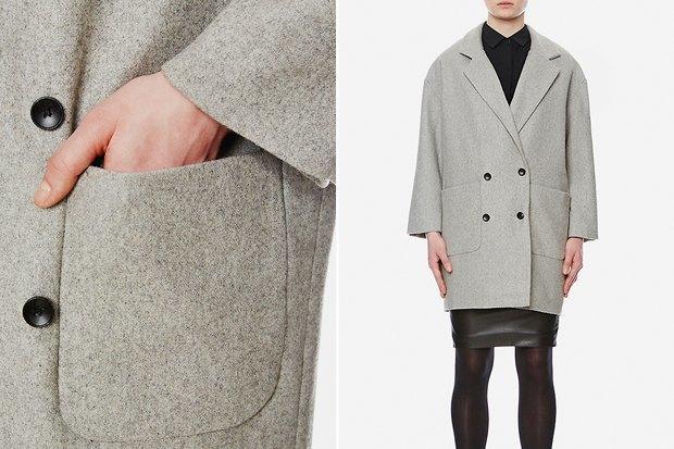 Где купить женское пальто: 9вариантов от 3500 до 15500рублей. Изображение № 5.