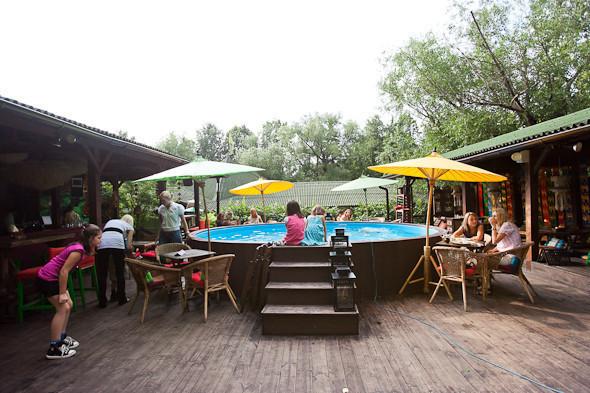 Изображение 2. Кафе «Лебединое озеро» откроется 30 апреля.. Изображение № 2.