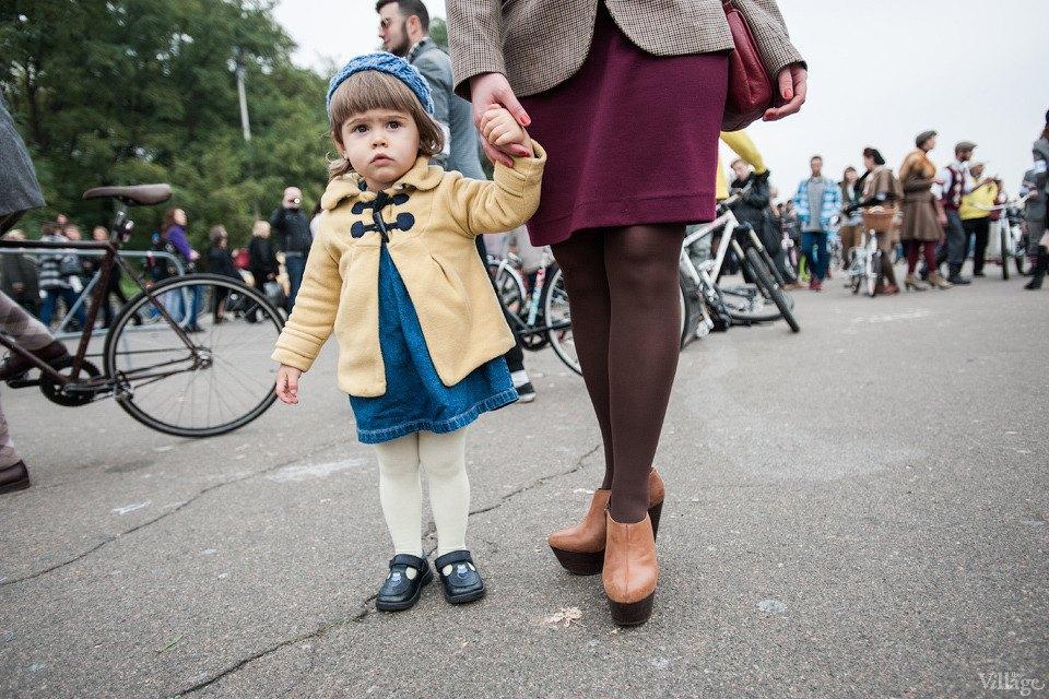 Second Time: В Киеве прошёл второй велокруиз в стиле ретро. Изображение № 18.