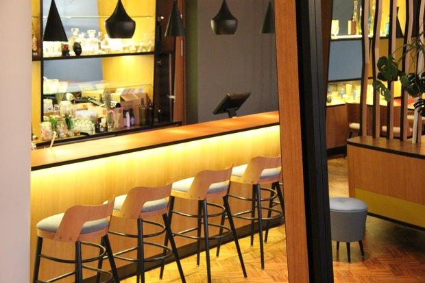 Владелец «Суп Вино» и «Кинг-Понг» открывает новый ресторан. Изображение № 1.