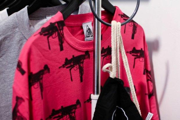 В «Этажах» открылся магазин с одеждой молодых британских и испанских марок. Изображение № 1.