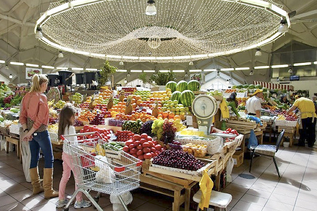 Даниловский рынок. Изображение № 5.