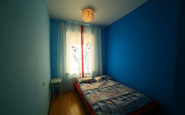 На Большой Конюшенной улице открылся хостел «Кома». Изображение № 4.