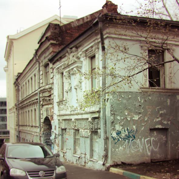 В зоне риска: Дом с кариатидами в Печатниковом переулке. Изображение № 11.