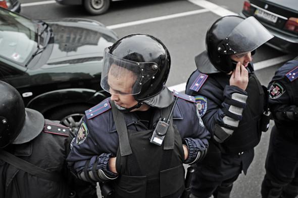 Copwatch: Действия милиции на Крещатике в день оглашения приговора Юлии Тимошенко. Зображення № 9.
