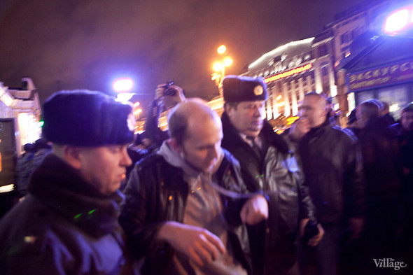 Хроника выборов: Нарушения, цифры и два стихийных митинга в Петербурге. Изображение № 14.