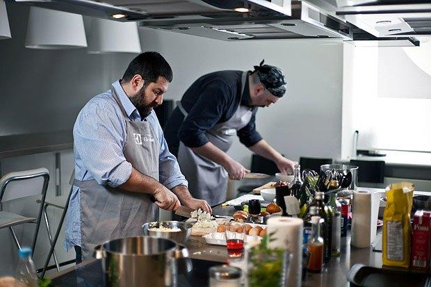 Шеф дома: Грузин и итальянец готовят по рецептам бабушек. Изображение № 16.