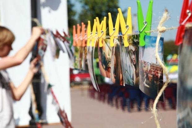 5 октября в парке КПИ будут обмениваться фотографиями. Зображення № 1.