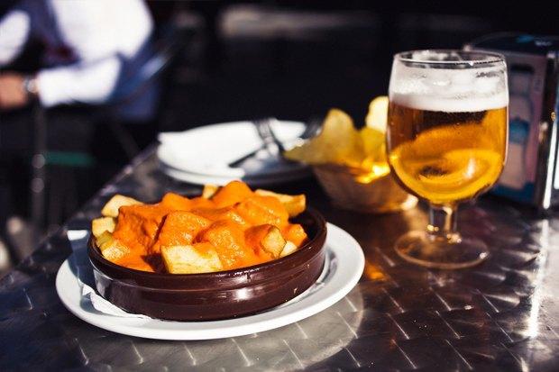 Что едят жители Нью-Йорка, Стамбула, Токио и Мадрида на улице. Изображение № 28.