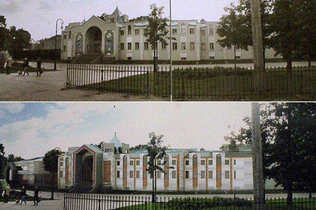 Ленинградский зоопарк опубликовал проект реконструкции. Изображение № 3.